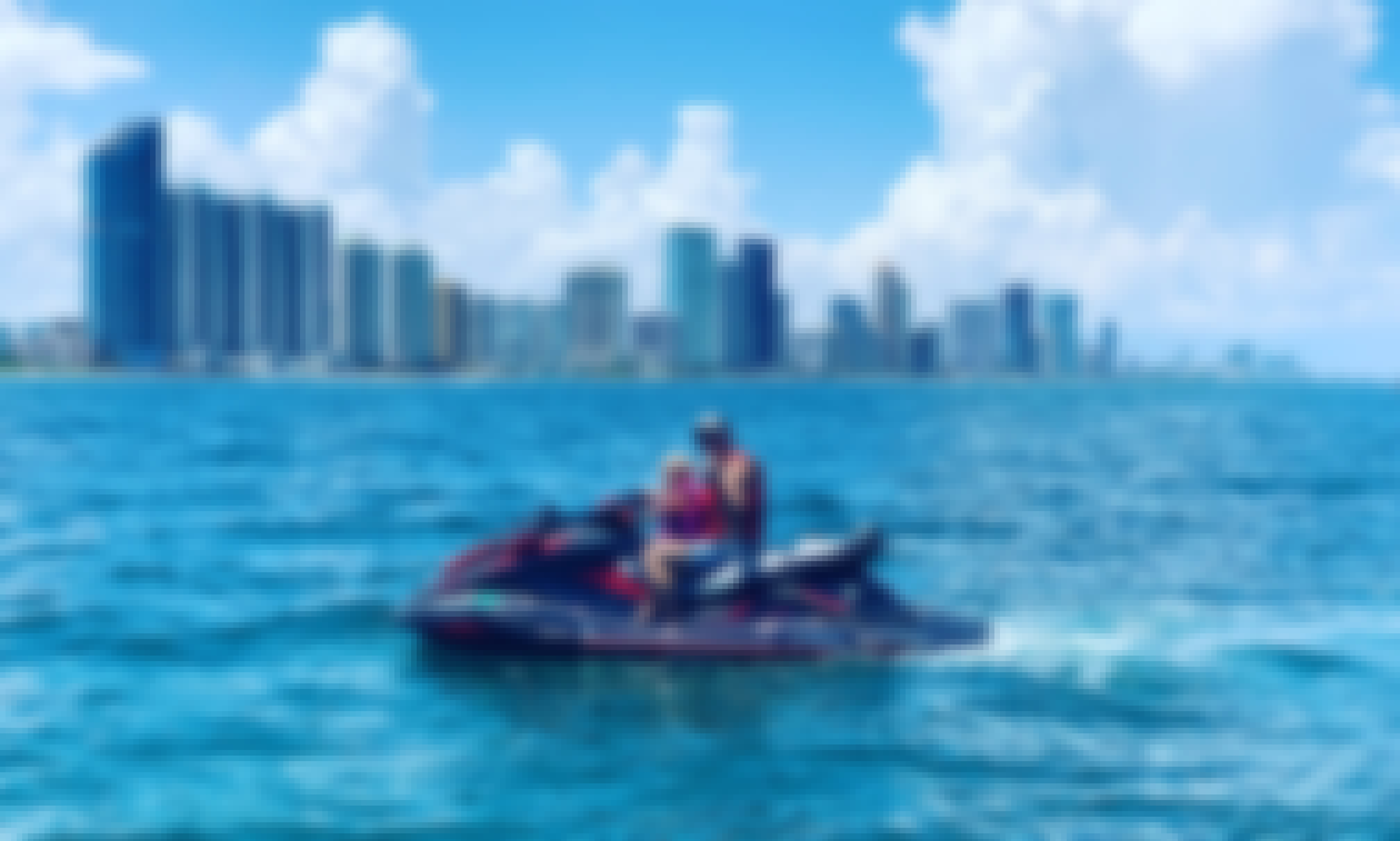 Yamaha Limited SVHO Jetski for Rent in Sunny Isles Beach!! Hour/half a day/ full day