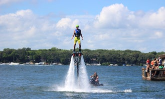 Flyboarding Lessons in Toledo, Ohio