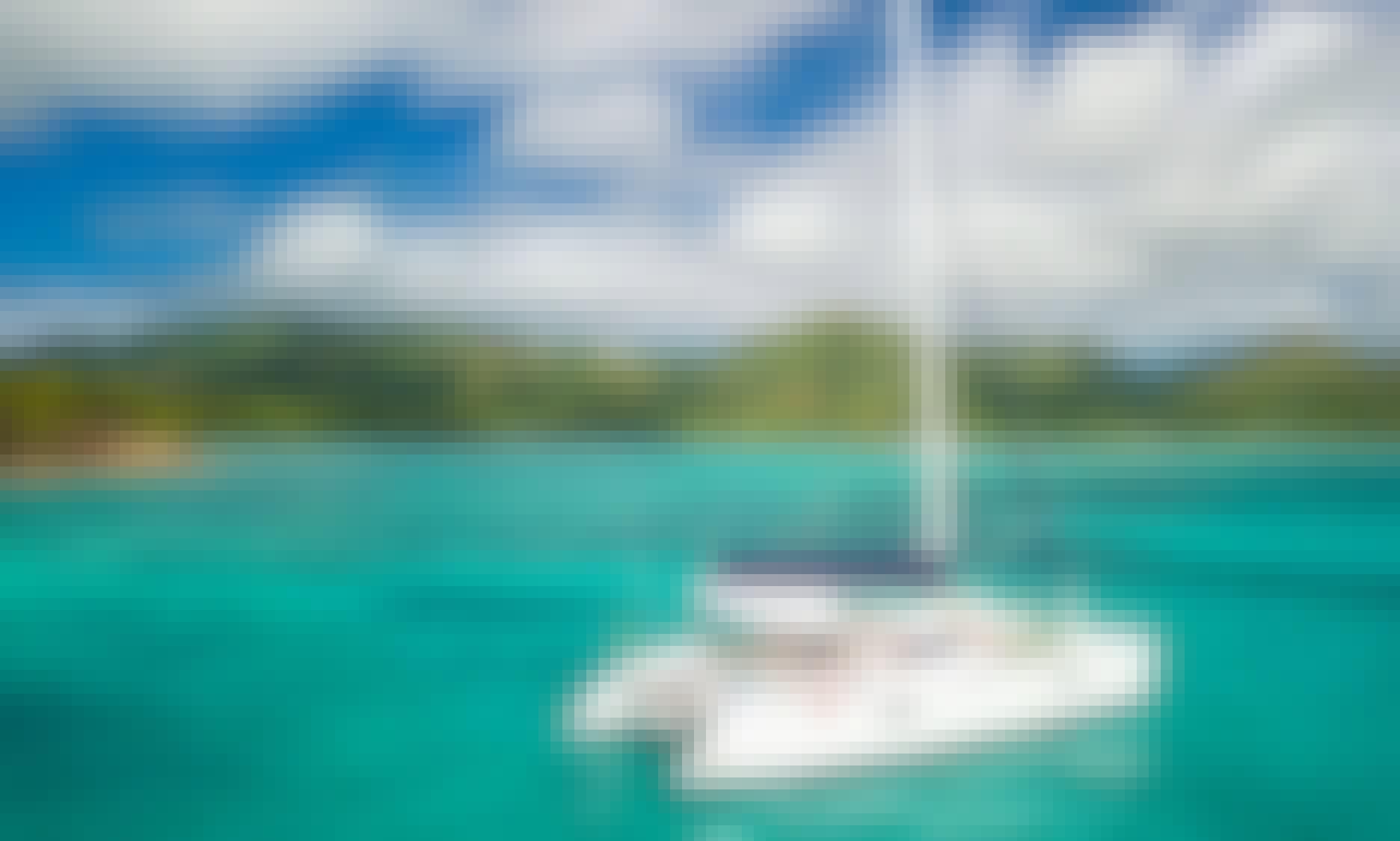 60ft Catamaran Zanzibar
