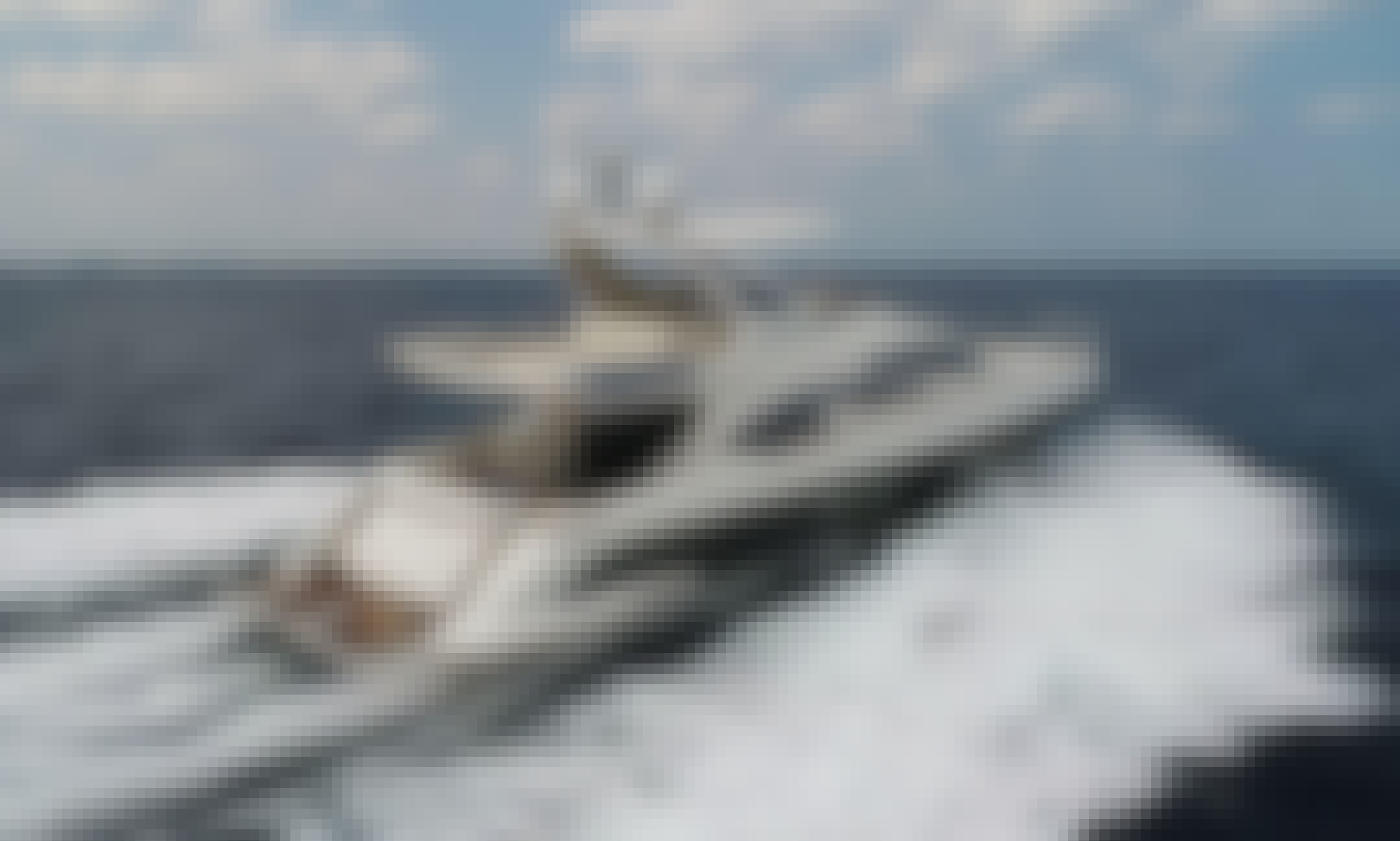 Exclusive 64' AZIMUT for Charter in Miami Beach