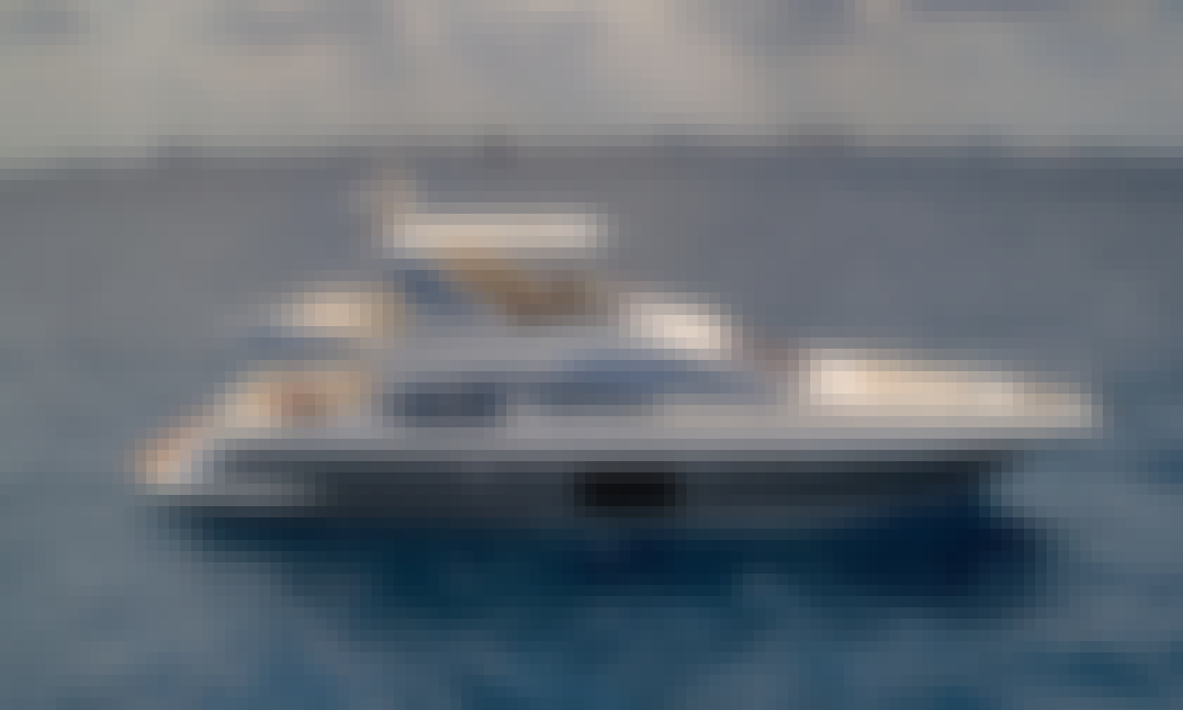 For Speed and Class Charter the 64' Azimut Power Mega Yacht in Miami