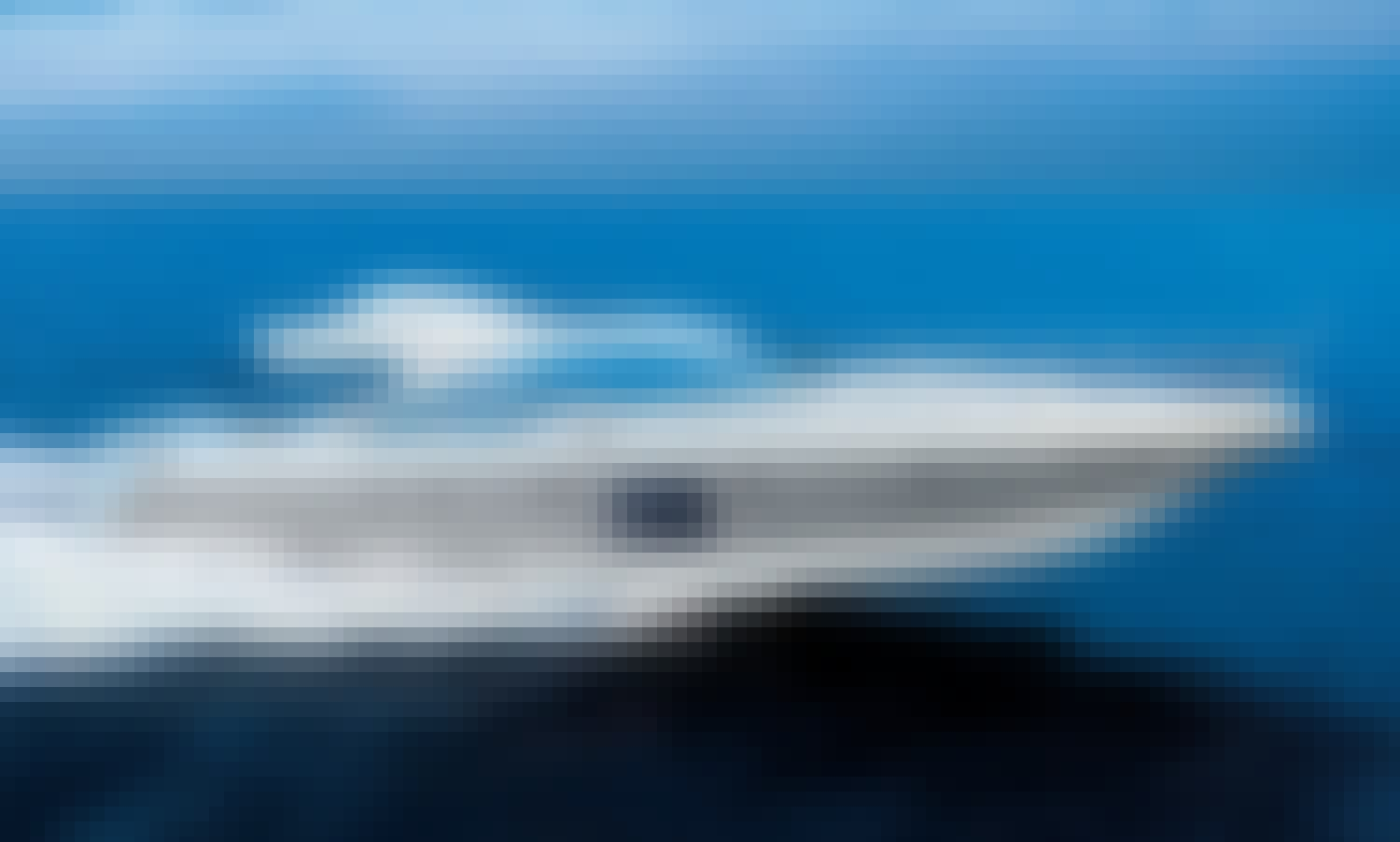 86' Azimut Power Mega Yacht in Miami - Design and Speed