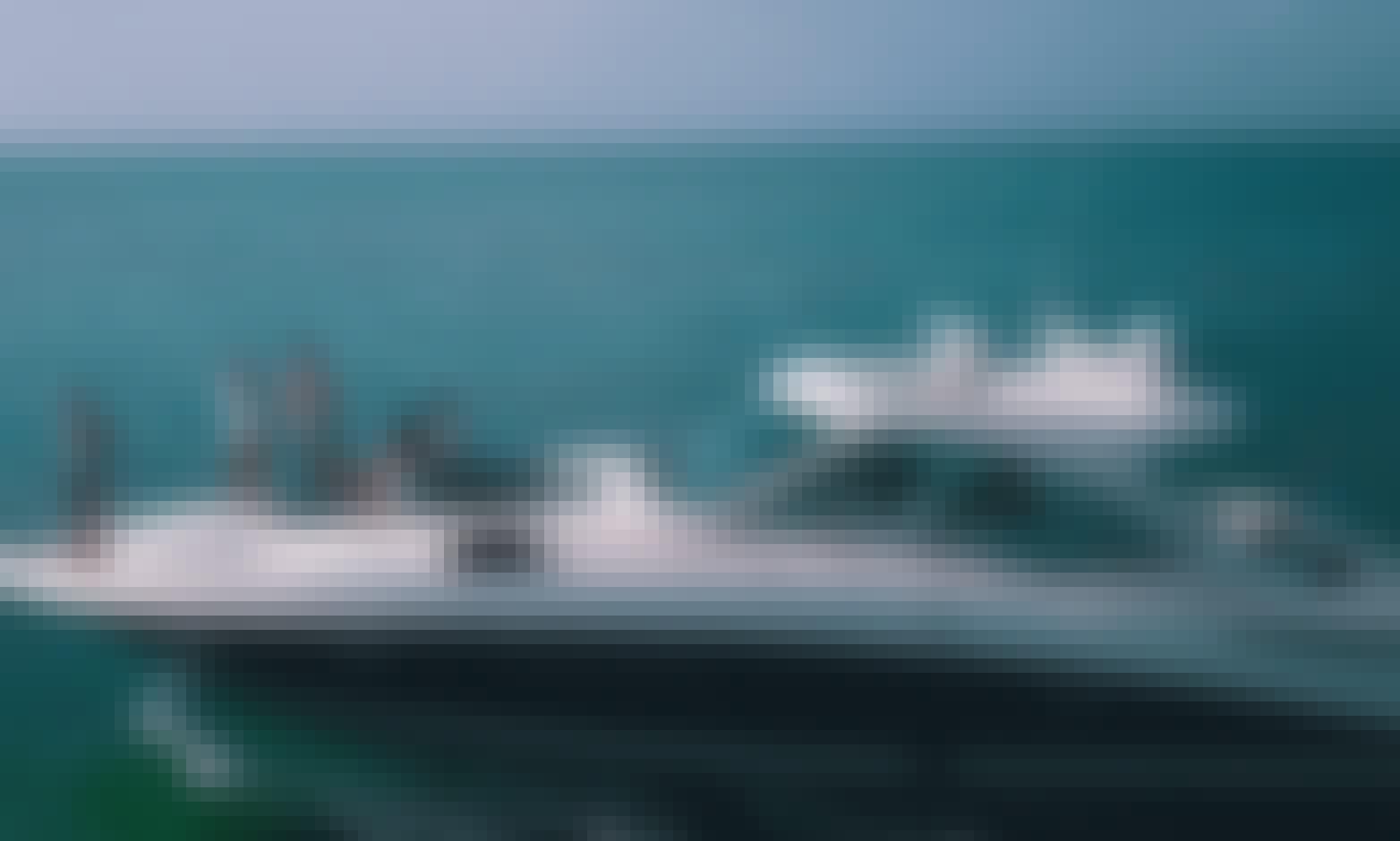 48' Sea Ray Motor Yacht Charter In Miami, Florida!
