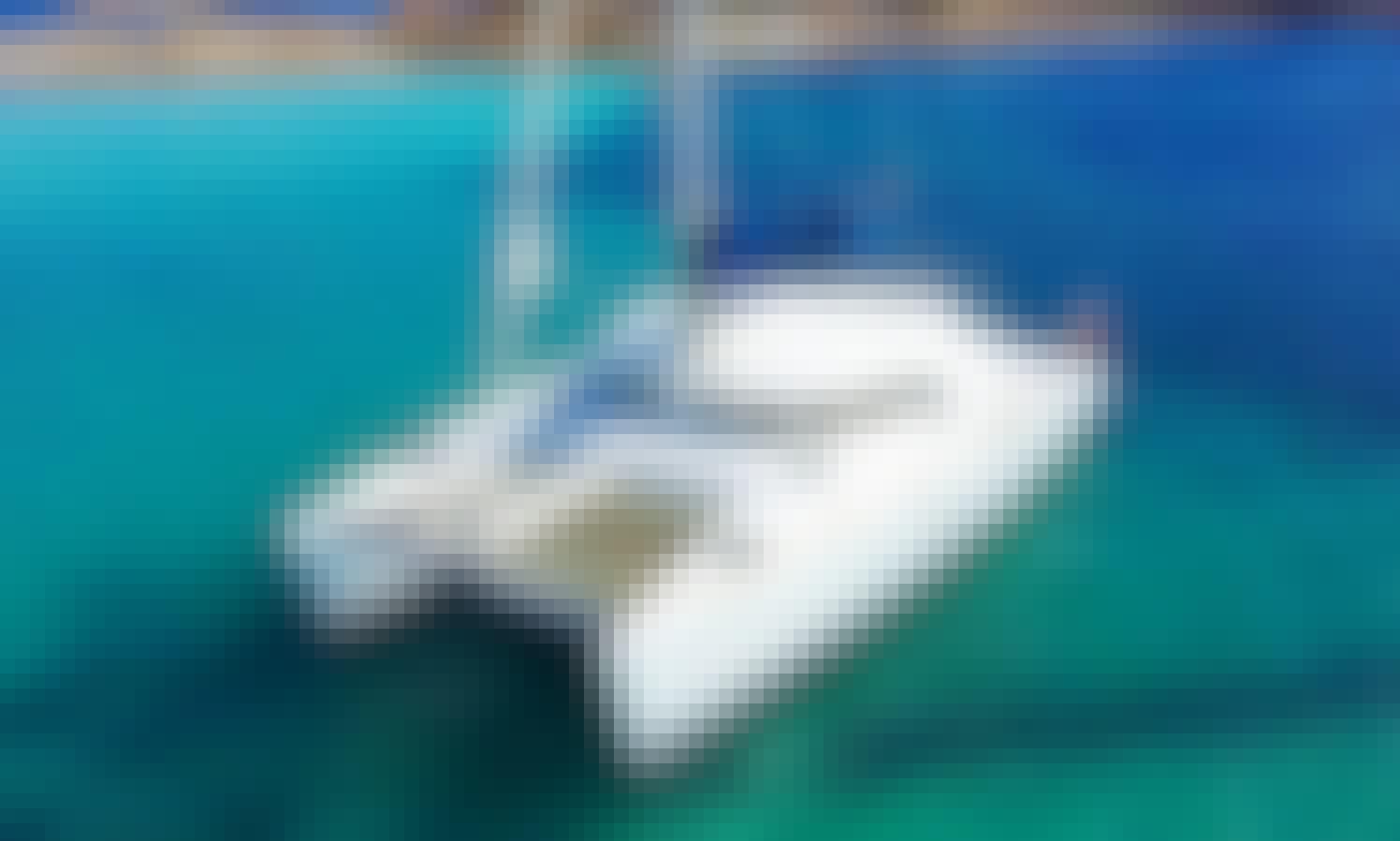 38' Catamaran Sail Miami $45pp
