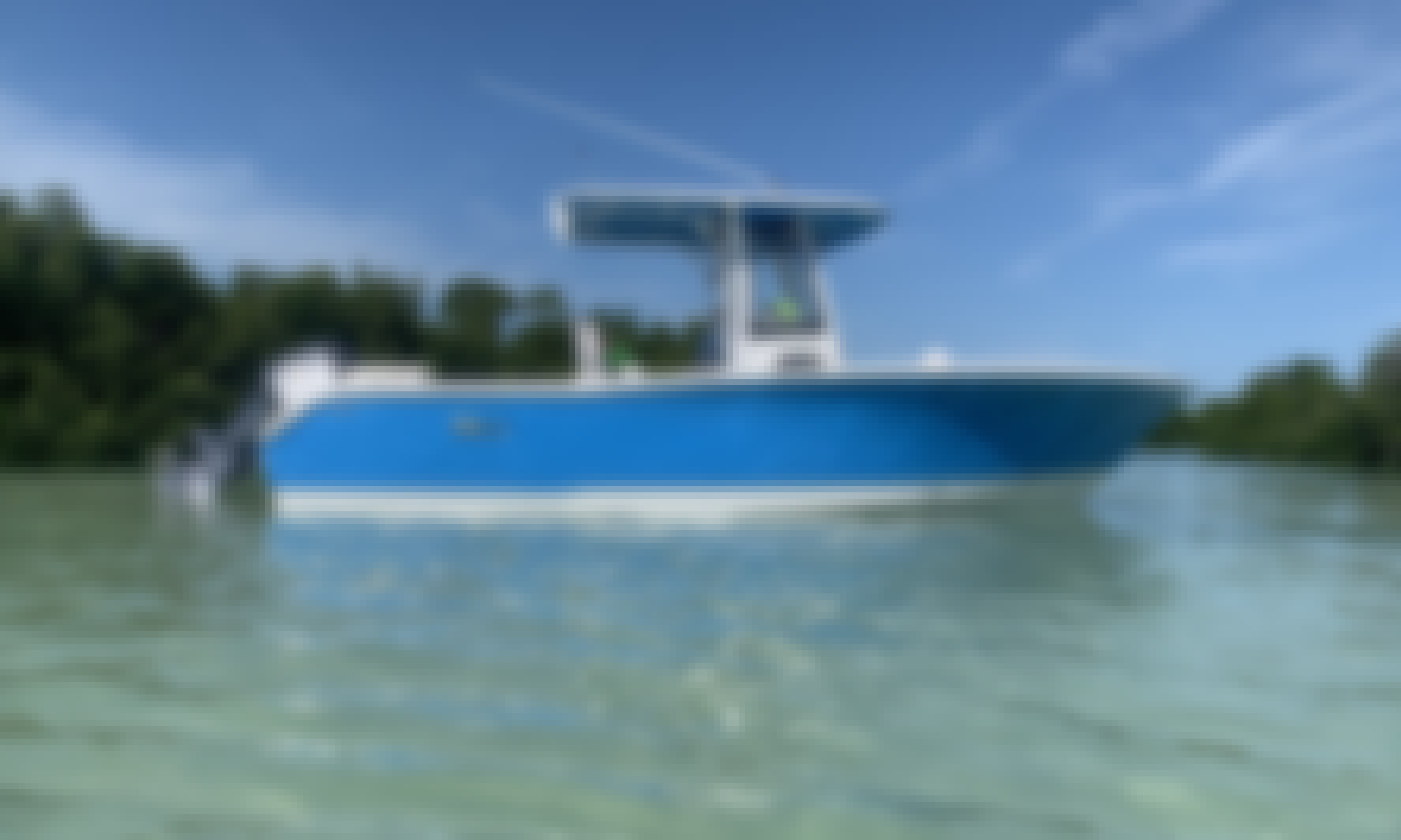 2020 Sea Hunt 25' Ultra Fishing Boat for Charter in Key West
