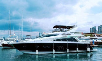 56F Luxury Yacht Rental in Sanya