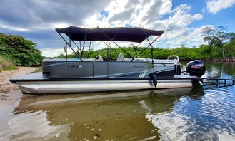 26.5 Ft Pontoon Fort Lauderdale Best Party Sandbar Boat &Tour