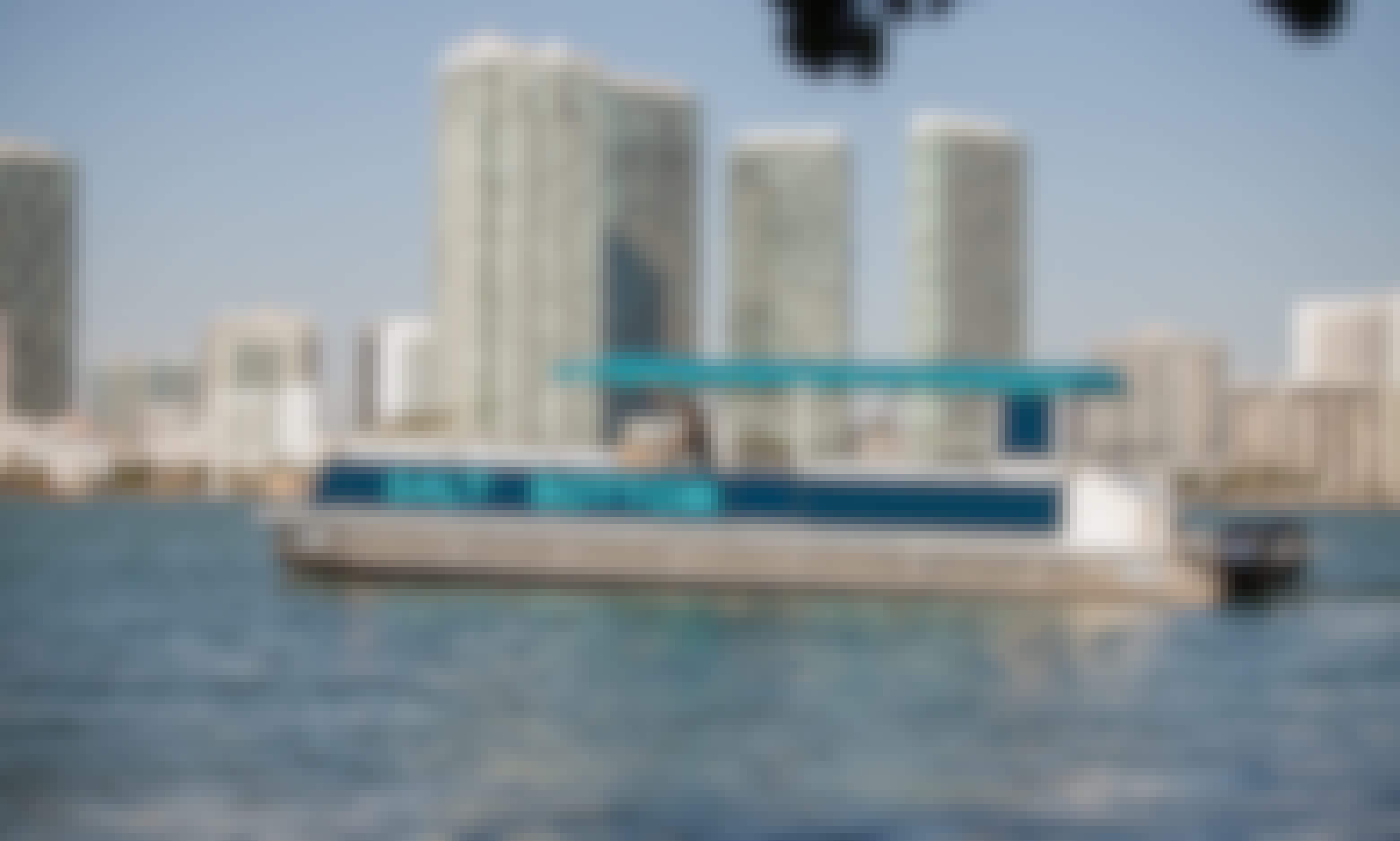 BRAND NEW 40' PARTY BOAT in MIAMI for up to 25 Guests