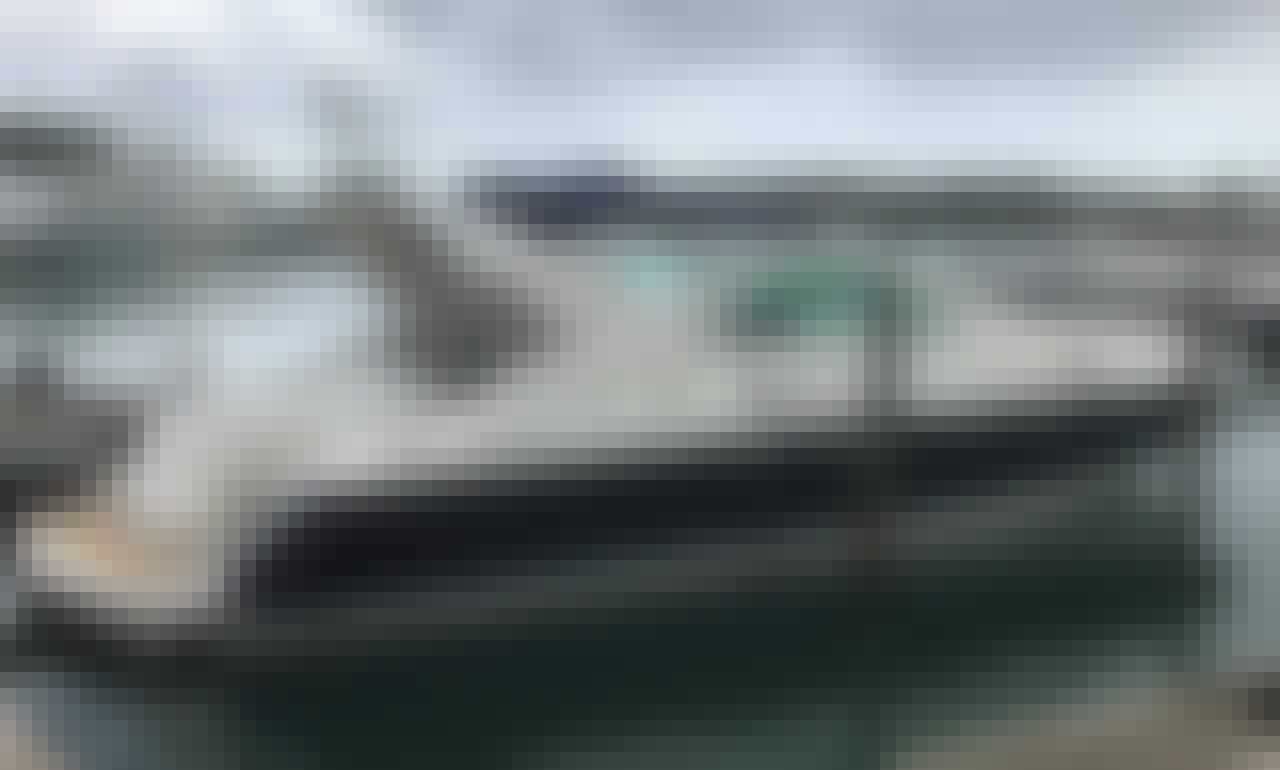 48' Fairline Targa Motor Yacht Charter In Casa de Campo