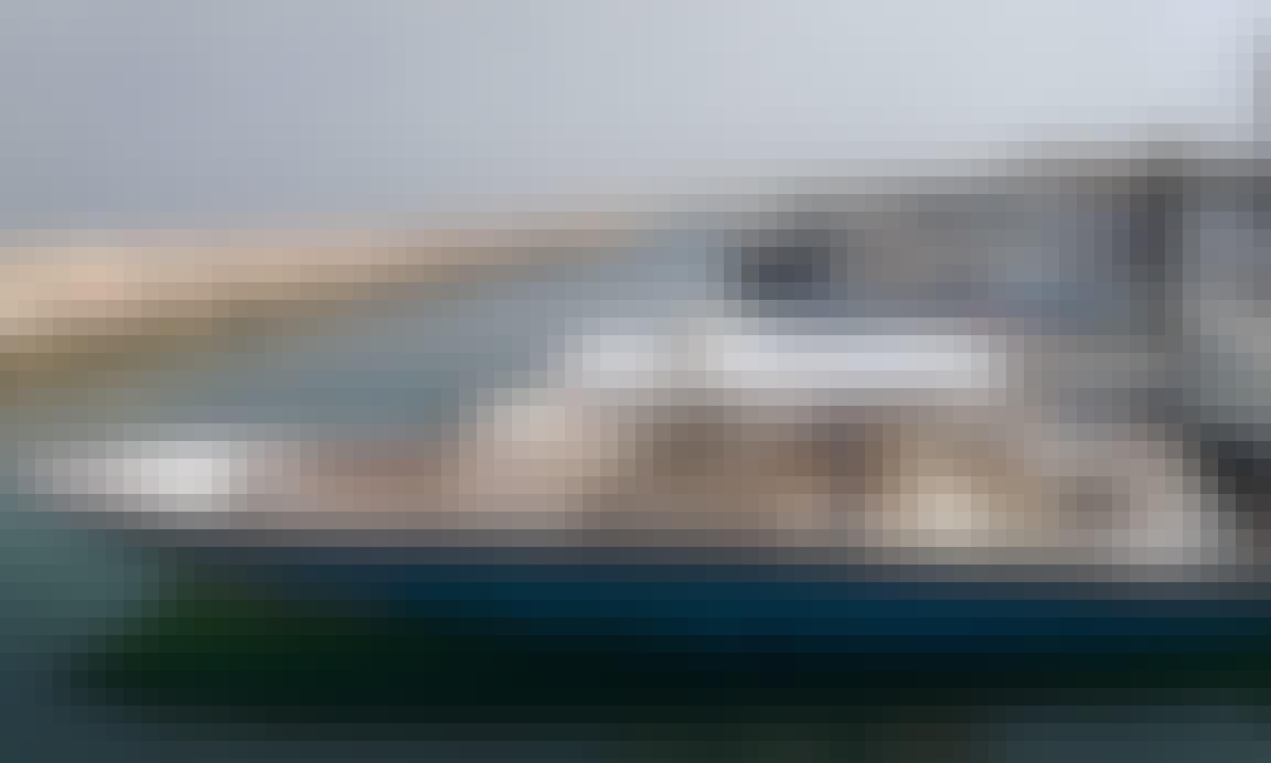 Experience Deep Sea Fishing on 42' Fishing Boat in Dubai