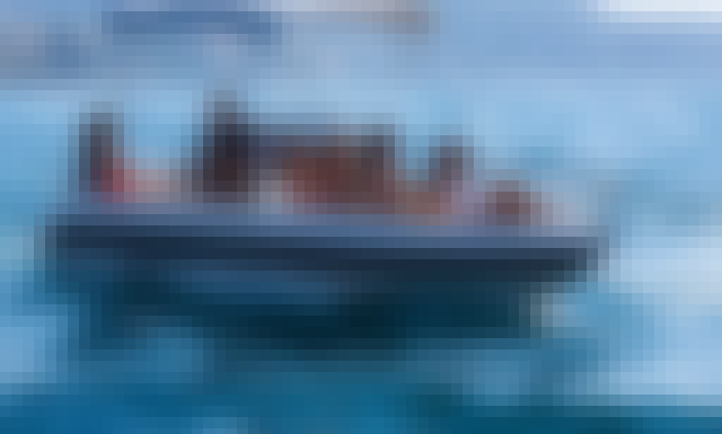 Romar Mirage Boat Rental in Piano di Sorrento, Campania