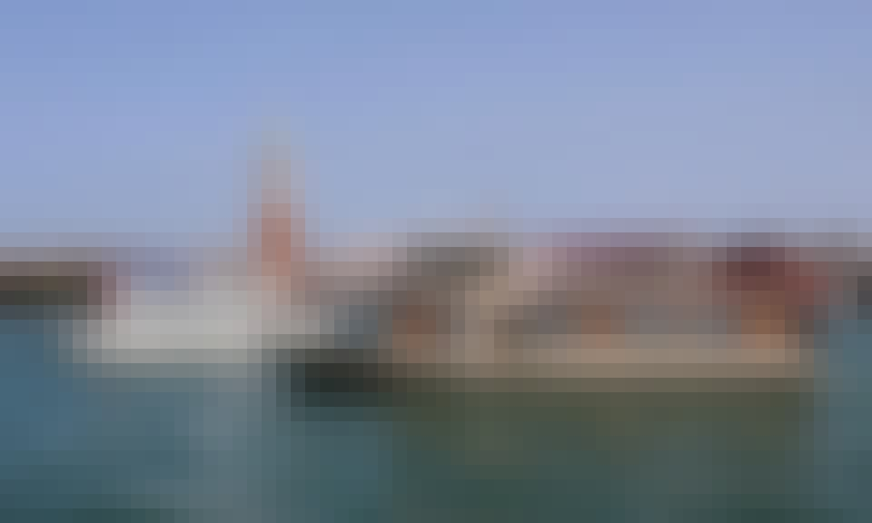 3-Hour Panoramic Tour of the Islands and the Venice Lagoon with a stop in Murano!