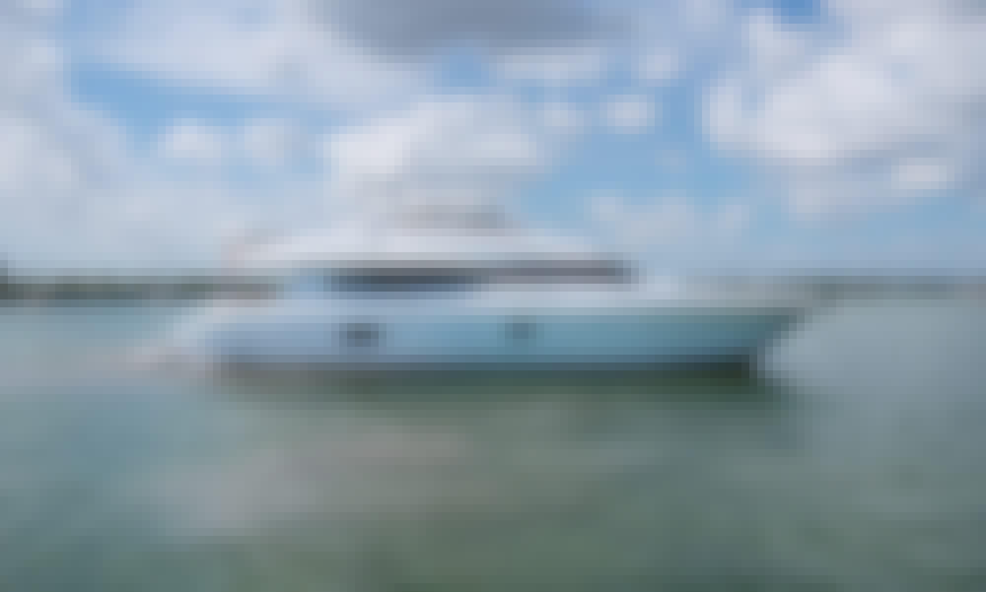 Prestige & Luxury – 84′ Lazzara For Charter in Miami