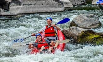 Fun Kayaking Tours in Sofia, Bulgaria with your family!