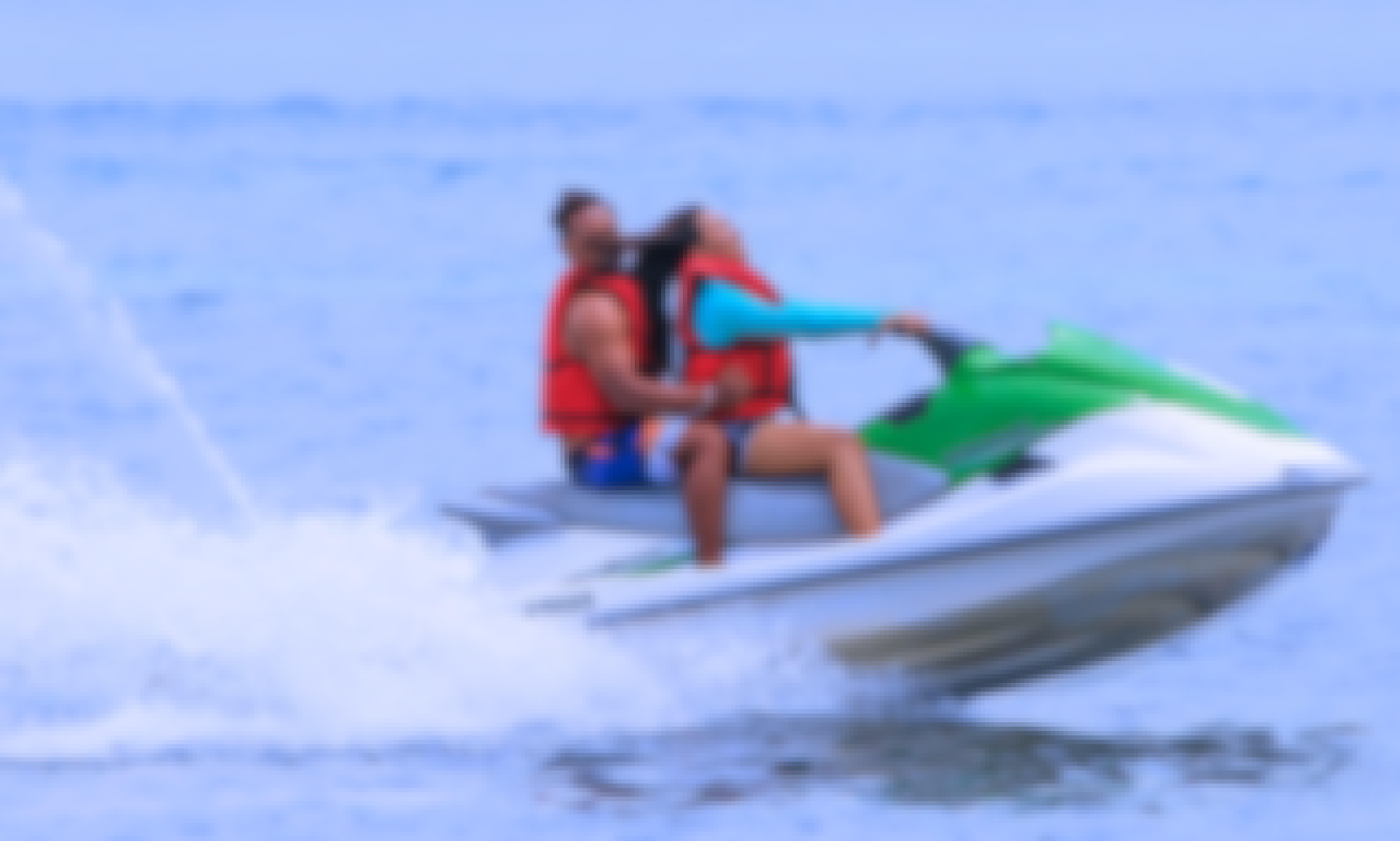 Package Water Sport in Bali - Banana Boat - Jet Ski - Sea Walker