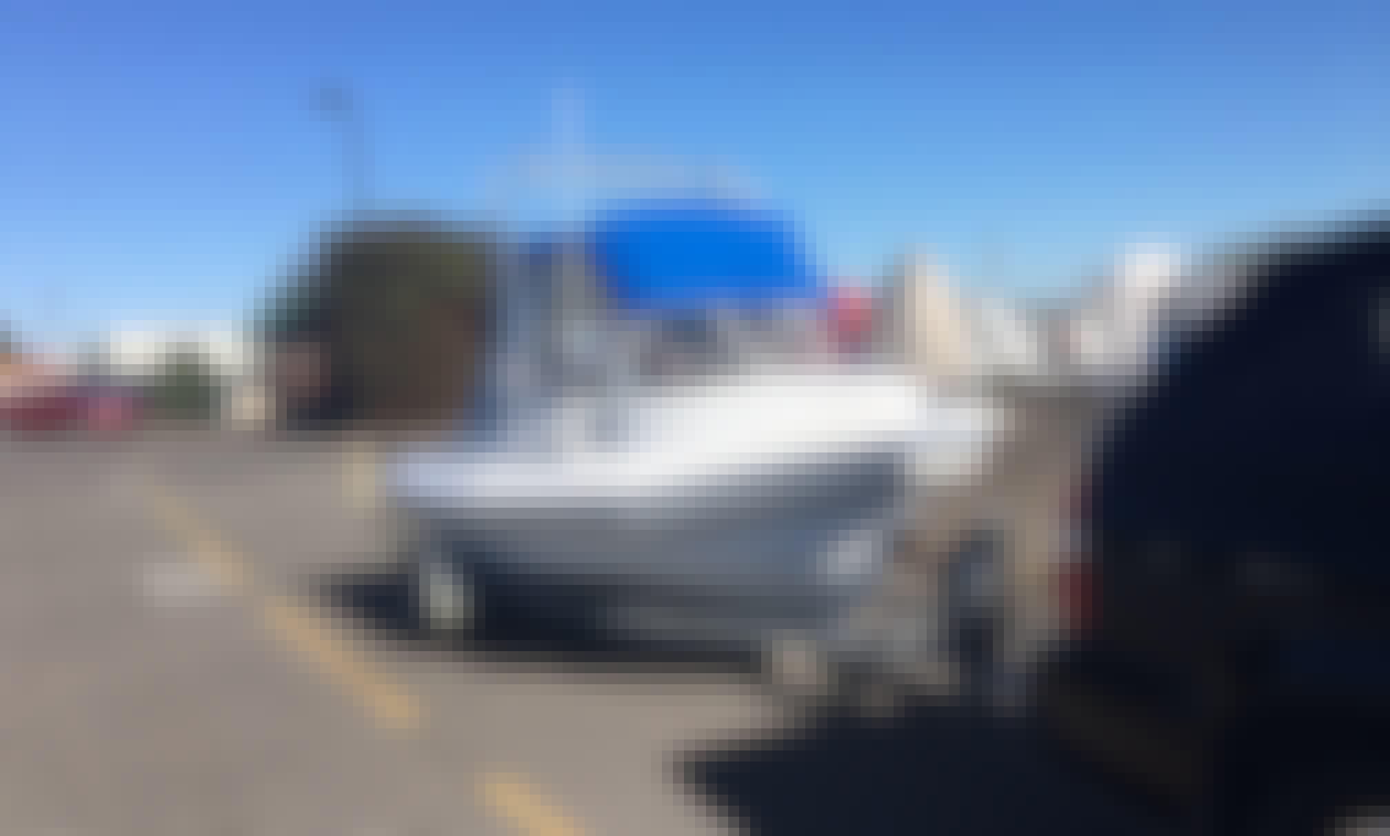 Hire a MAC 420 Sport boat in Auckland, Half Moon Bay