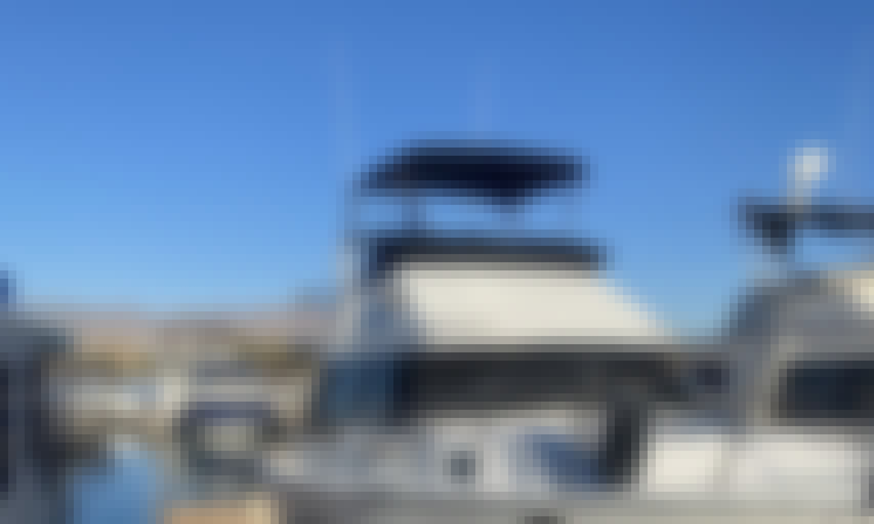 32' Flybridge for Charter in Lake Havasu City