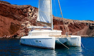 Lagoon 42' Sailing Yacht SUNSET Private Cruise Experience