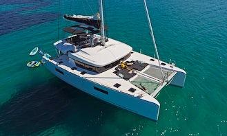 Crewed Charter on S/CAT Summer Star Lagoon 52 Sailing Catamaran in Alimos, Greece