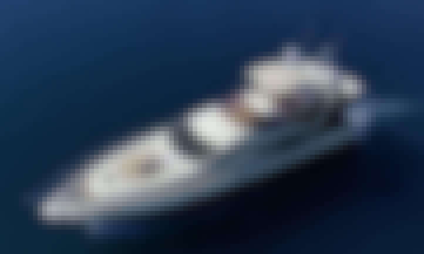 "Crewed Charter on ""Medusa"" Azimut 68 Power Mega Yacht Power in Alimos, Greece"