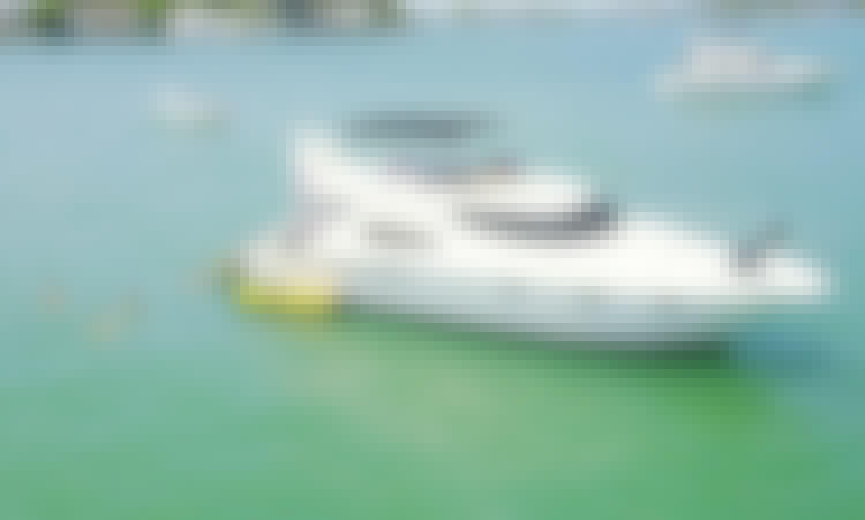 51' Princess Chelsea Motor Yacht with Jet Ski (13 max)