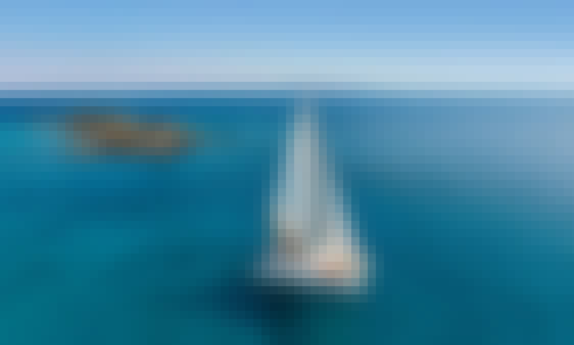 "Crewed Charter on ""Odyssey"" Nautitech 46 Fly Cruising Catamaran in Alimos, Greece"
