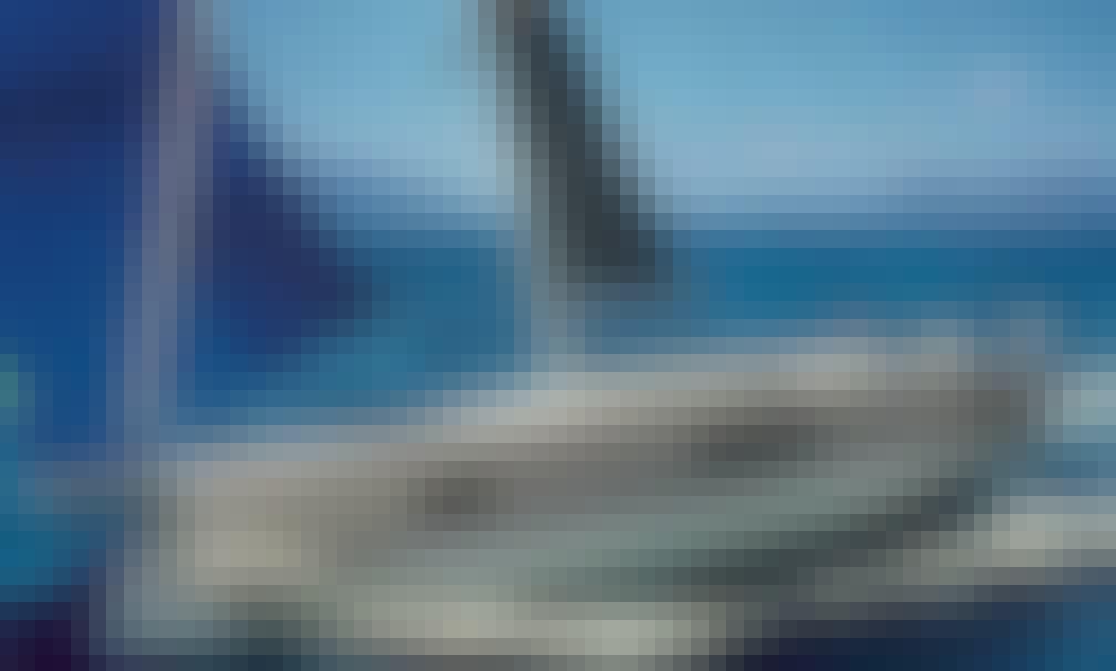 Stunning Utopia Beneteau Oceanis 46' for Charter in Greece