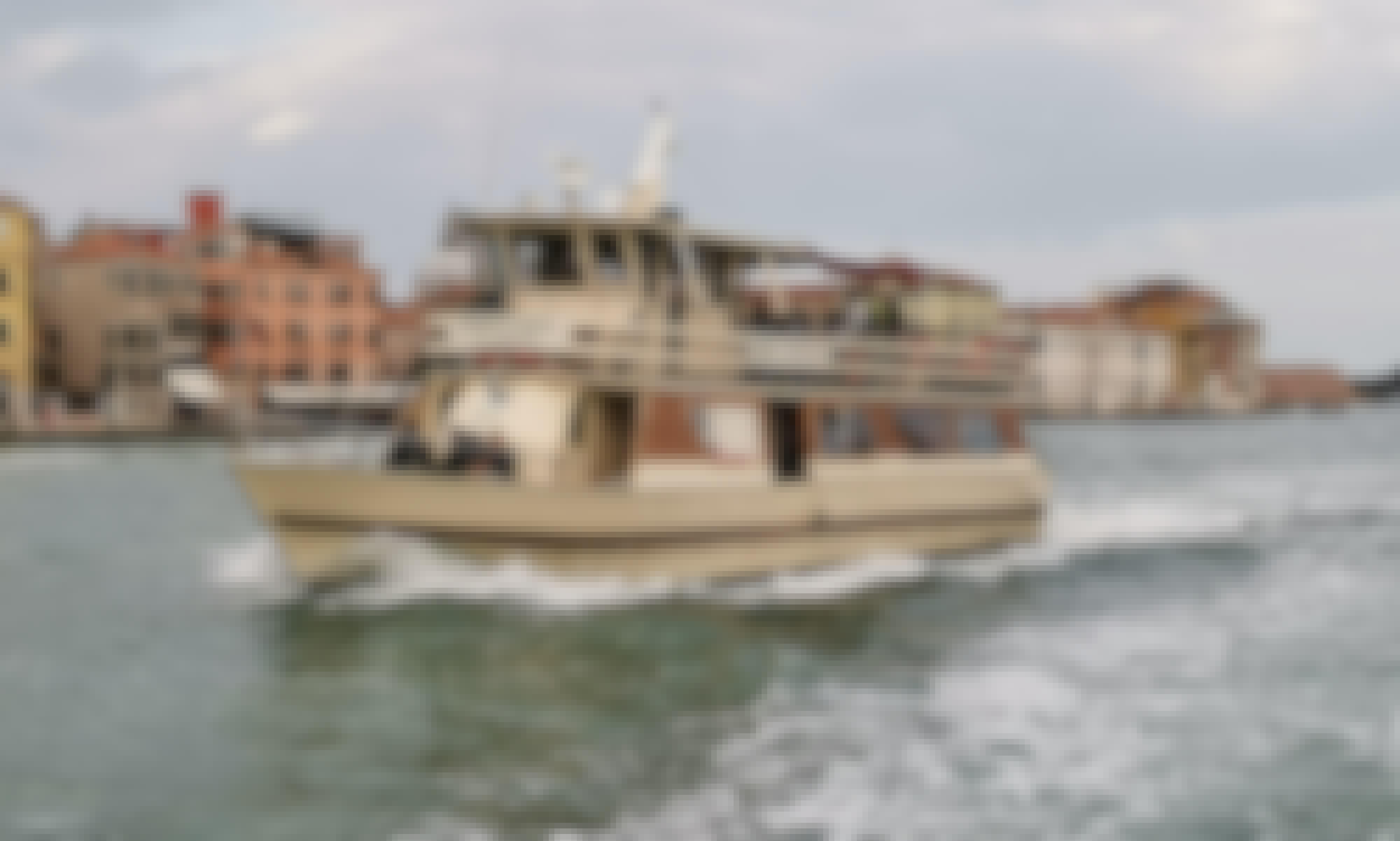 Full Day Excursion to Murano, Burano, Torcello and San Francesco del Deserto Islands