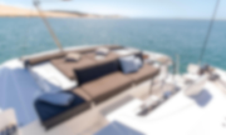 """Alouet"" Lagoon 46 Sailing Catamaran Charter in Lazio, Italy"