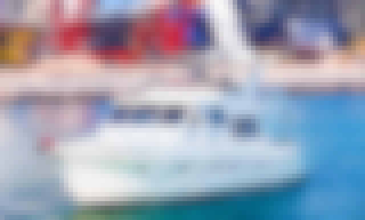 Premium 62' Rincon Luxury Yacht for Charter in Dubai, UAE