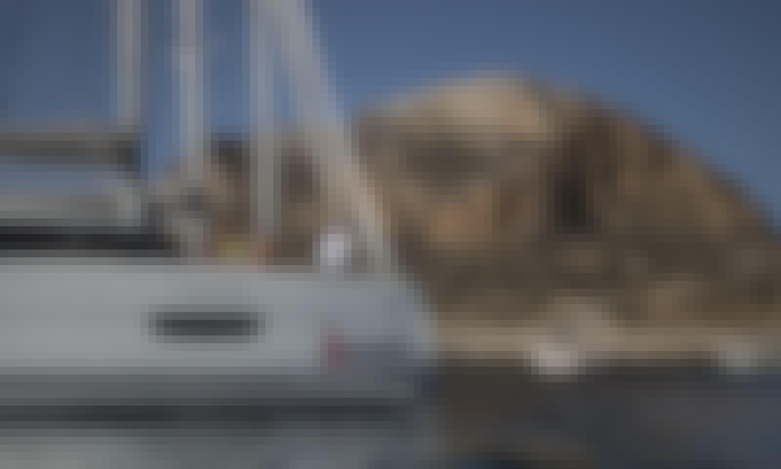 Lucia 40 Fountaine Pajot Cruising Catamaran Rental in Marsala, Sicilia