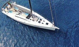 Knight Dufour 56 Sailing Yacht for Rent in Marsala, Sicilia