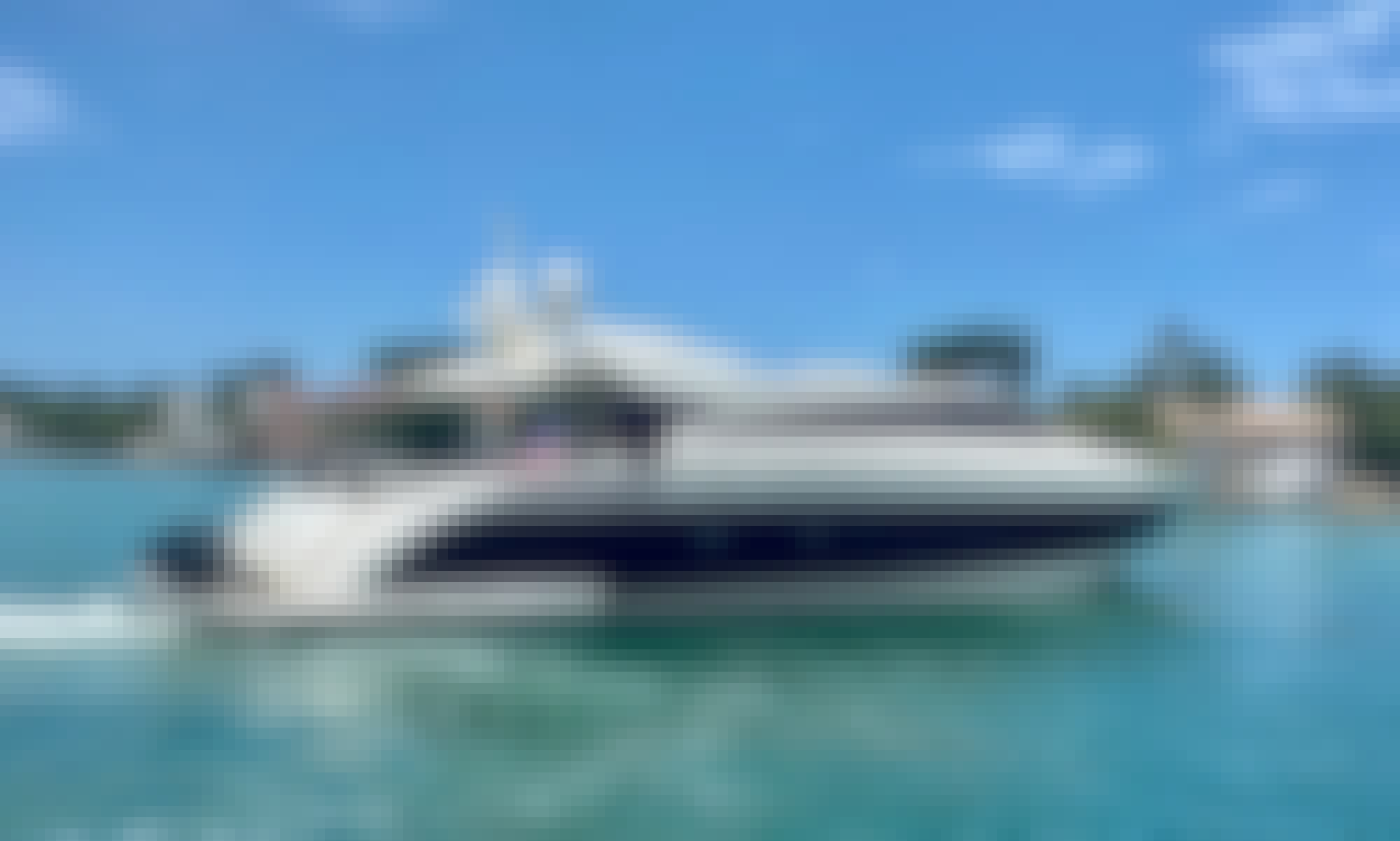 Classy & Modern – Miami's Finest 101′ Jet Yacht For Charter in Miami