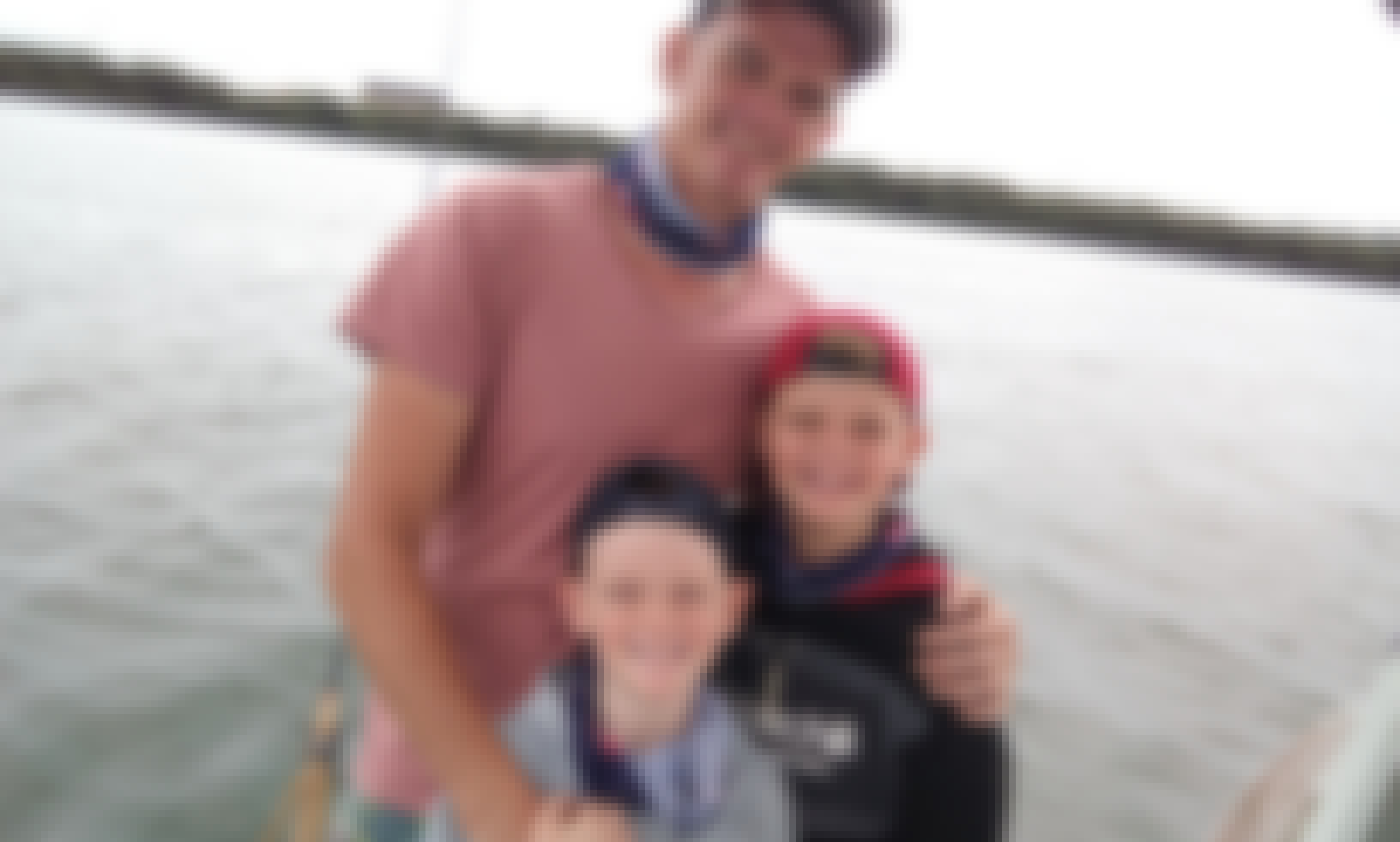 Fishing in Durban