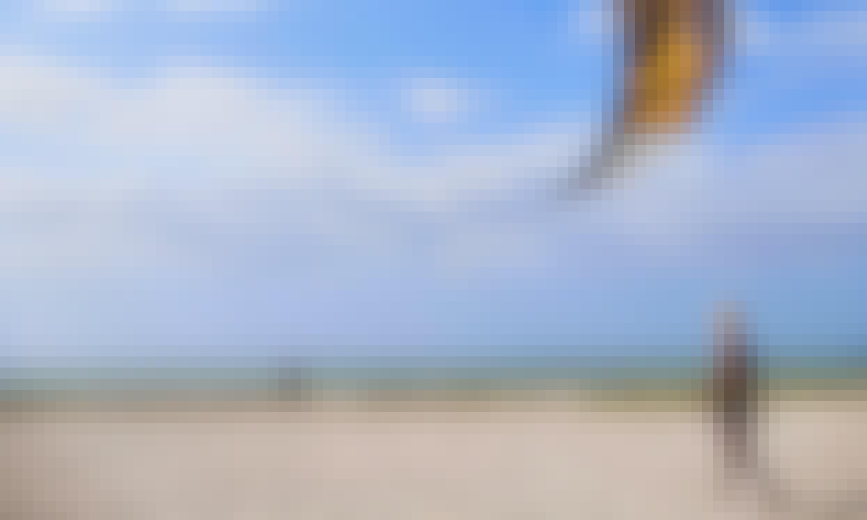 Learn to Kitesurf on Riohacha or Mayapo Beach in Columbia!