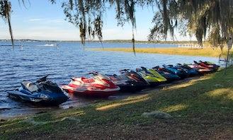 Rent brand new 2021 Jet Skis - Sea Doo and Yamaha