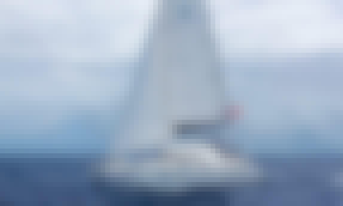 Romantic Janise Sailing Sunset Charter - Fajardo, Puerto Rico