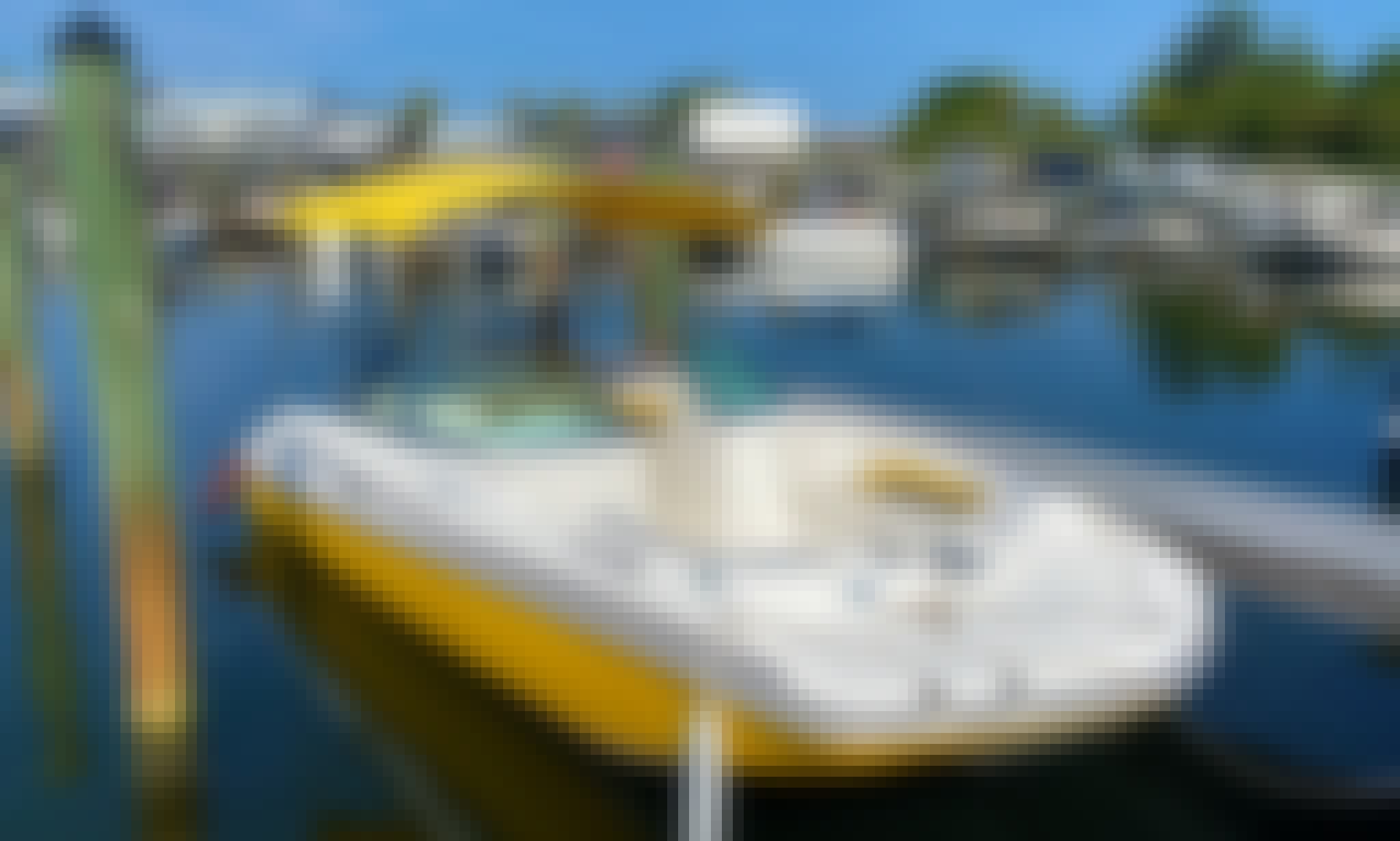 Hurricane Sun Deck 187 - SWFL Boat Rental