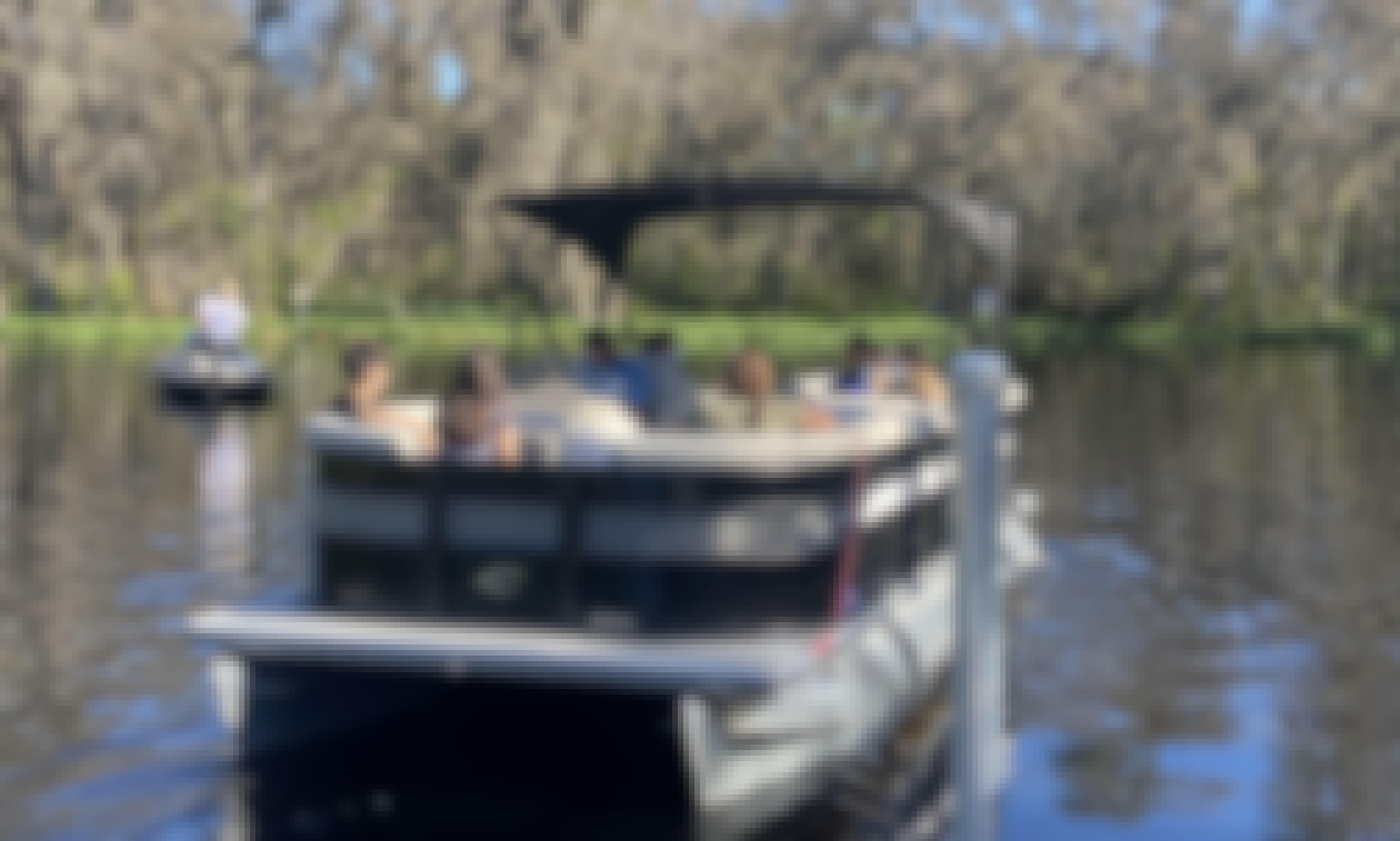 2020 Luxury Platinum Pontoon near Orlando