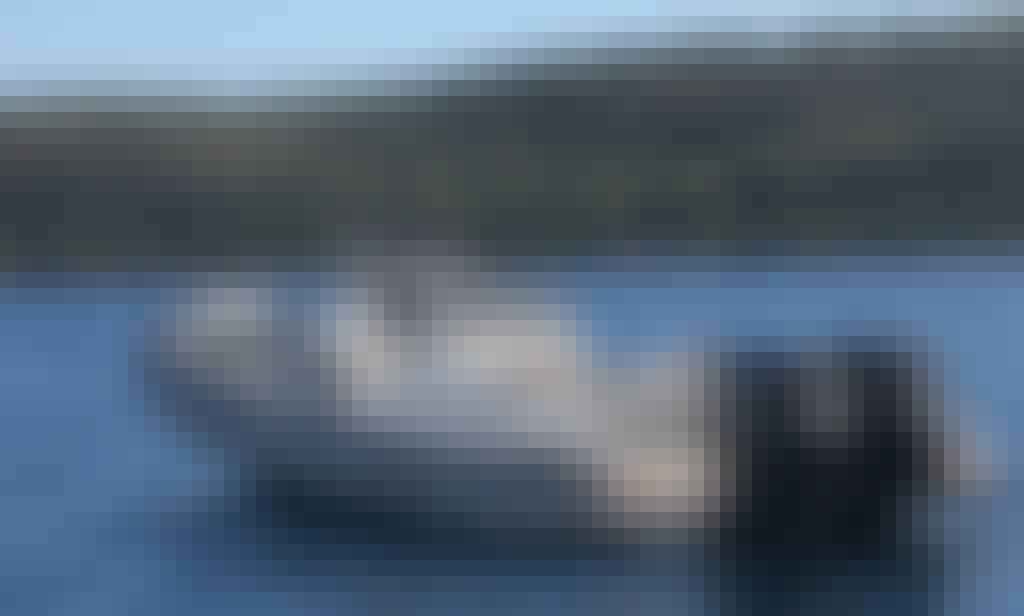 Book the Jokerboat Clubman 28 RIB + 2 x Mercury Verado 250 HP in Trogir, Croatia