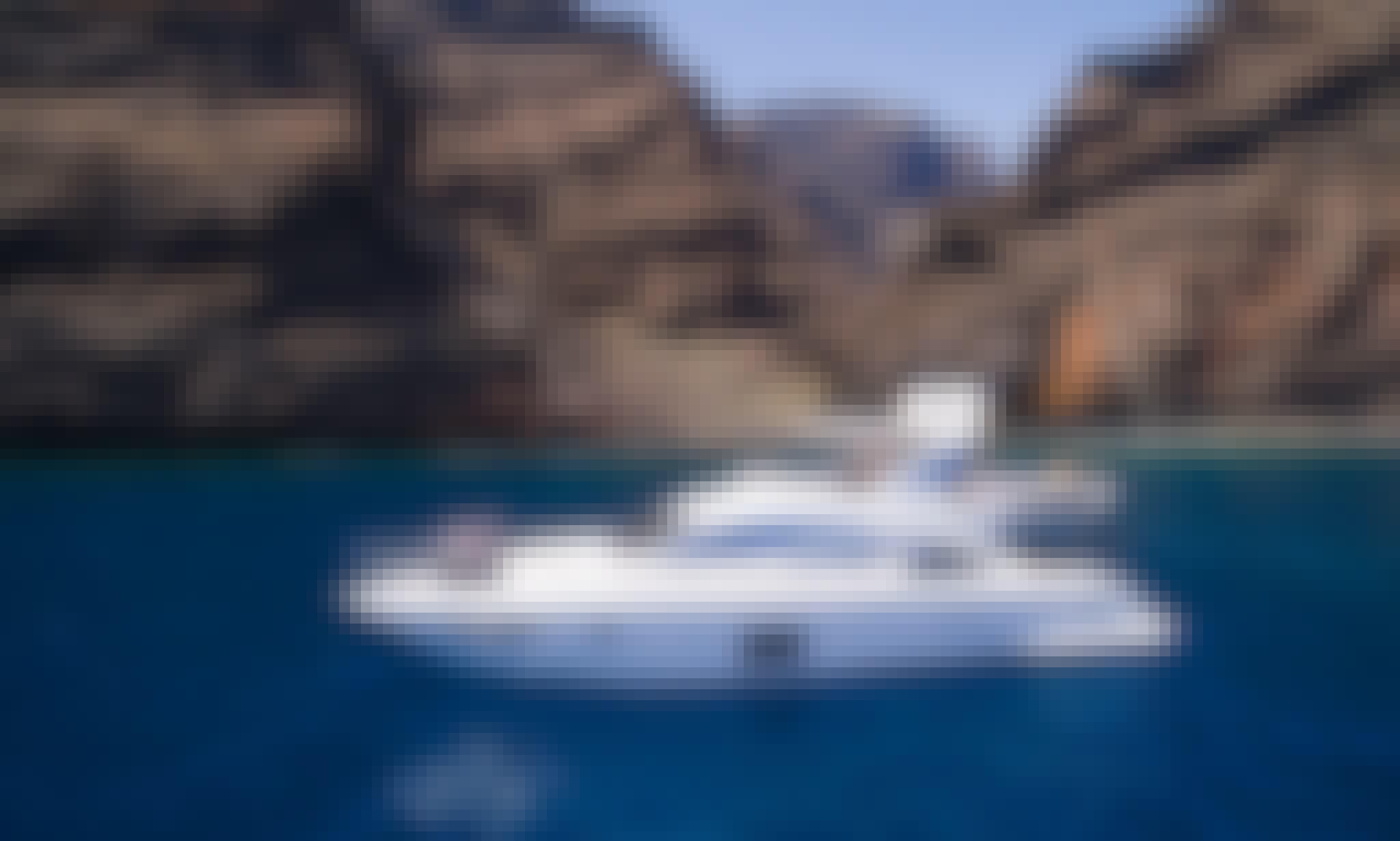 Luxury Class Azimut 60 Flybridge Power Mega Yacht in Costa Adeje