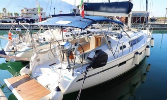 "Charter the ""Khimeya"" Bavaria Cruiser 41 Sailing Yacht in Castellammare di Stabia, Campania"