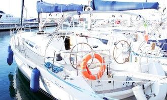 Sun Odyssey 42I Cruising Monohull Rental in Castellammare di Stabia, Campania
