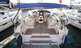 """Angelofe"" Bavaria Cruiser 46 Sailing Yacht Rental in Castellammare di Stabia, Campania"