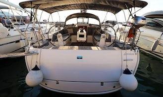"""""""Sherdana"""" Bavaria Cruiser 46 Sailing Yacht Rental in Castellammare di Stabia, Campania"""