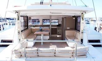 2020 Bali 4.3 Cruising Catamaran Rental in Castellammare di Stabia, Campania