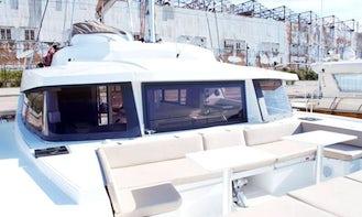 2019 Bali 4.3 Cruising Catamaran Rental in Castellammare di Stabia, Campania