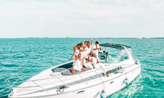 42' Bayliner Yacht - Perfect Yacht for PARTIES up to 12 guests