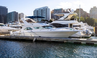 48' Sea Ray Flybridge Yacht - LUXURY Party Yacht up to 12 guests (KMB#7)
