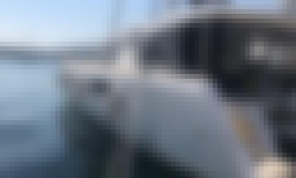 1 Week Charter on 52 ft Lagoon Sailing Catamaran in Olbia, Sardinia